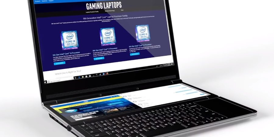 Intel pune bazele unui nou concept de laptop